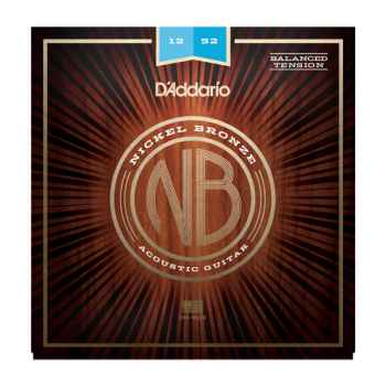 D´addario NB1252BT para guitarra Acustica